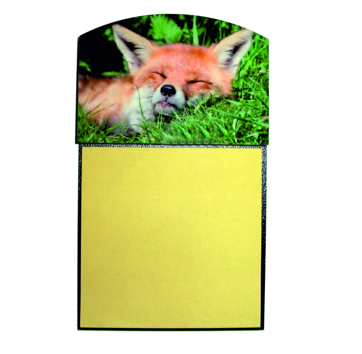 Personalised Sticky Note Holder Image