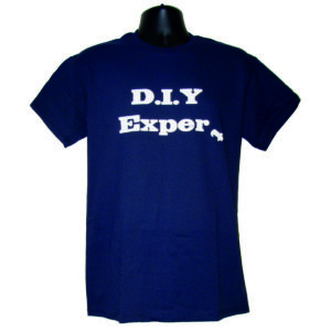 "Men's T-Shirt ""DIY Expert"""