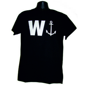 "Men's T-Shirt ""W-Anchor"""