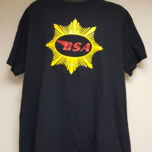 "Men's T-Shirt ""BSA CENTRAL GOLDSTAR"""