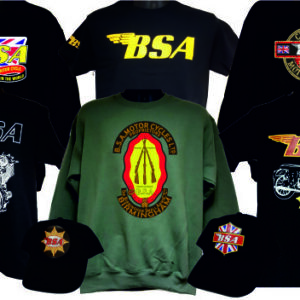 Licensed BSA Clothing