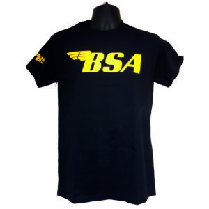 "Men's T-Shirt ""BSA WING"""